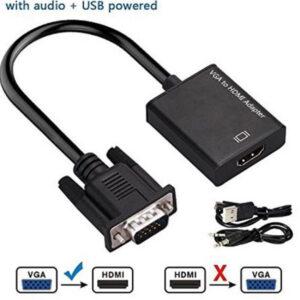 مبدل VGA به HDMI مدل VH-2